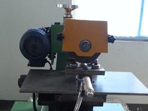 Polishing Machine For SWG Ring